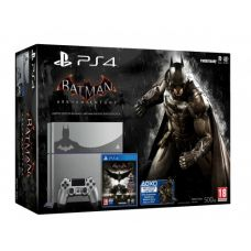 Sony PlayStation 4 500Gb Limited Edition + Игра Batman: Arkham Knight (русская версия)