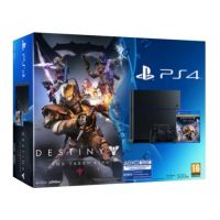 Sony PlayStation 4 500Gb + Игра Destiny: The Taken King