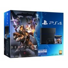 Sony PlayStation 4 500Gb + Игра Destiny: The Taken King