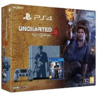 Sony PlayStation 4 1Tb Limited Edition + Uncharted 4: Путь вора