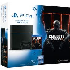 Sony PlayStation 4 1Tb + Call of Duty: Black Ops 3 (русская версия)