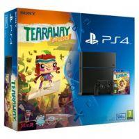Sony PlayStation 4 500Gb + Игра Сорванец: Развернутая история (русская версия)