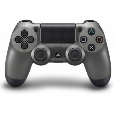 Sony DualShock 4 (steel black)