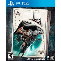 Batman: Return to Arkham (русская версия) (PS4)