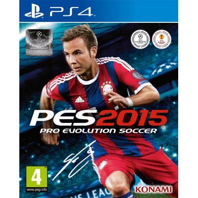 PES 2015 (русская версия) (PS4)