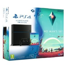 Sony PlayStation 4 1Tb + No Man's Sky (русская версия)