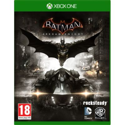 Batman: Arkham Knight (русская версия) (Xbox One)