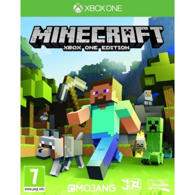 Minecraft: Xbox One Edition (русская версия) (Xbox One)