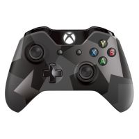 Microsoft Xbox One Wireless Controller (Covert Forces)