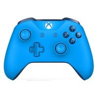 Microsoft Xbox One S Wireless Controller with Bluetooth (Blue Vortex)