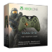 фото 1 - Microsoft Xbox One Wireless Controller Limited Edition (Halo 5: Guardians Green)