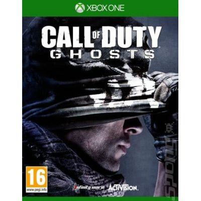 Call of Duty: Ghosts (английская версия) (Xbox One)