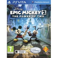 Disney Epic Mickey 2: Две Легенды (русская версия)
