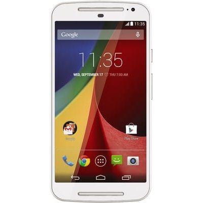 Motorola Moto G (2nd. Gen) (White) 8Gb