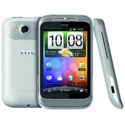HTC Wildfire S (white)