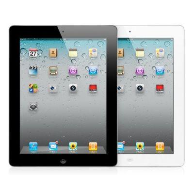 Apple iPad 2 32GB Wi-Fi black/white