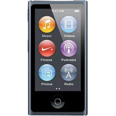 Apple iPod Nano 7Gen 16Gb Slate (MD481)