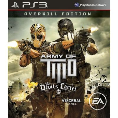 Army of Two: The Devil`s Cartel Overkill Edition
