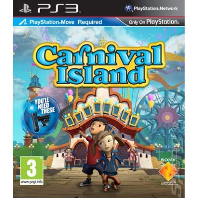 Carnival Island / Веселая Ярмарка (русская версия)