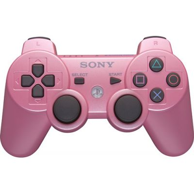 Sony DualShock 3 Wireless Controller (pink)
