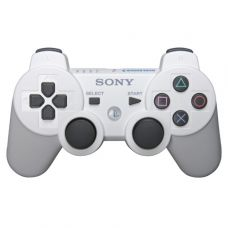 Sony DualShock 3 Wireless Controller (white)