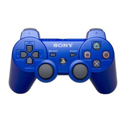 Sony DualShock 3 Wireless Controller (blue)