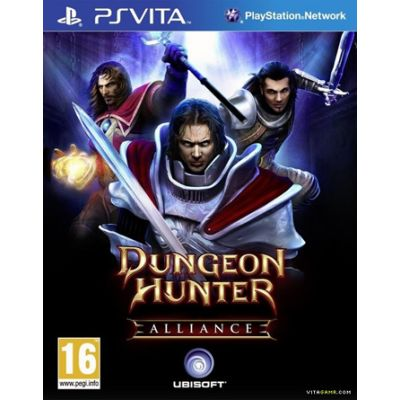 Dungeon Hunter (русская документация)