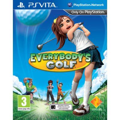 Everybody's Golf (русская версия)