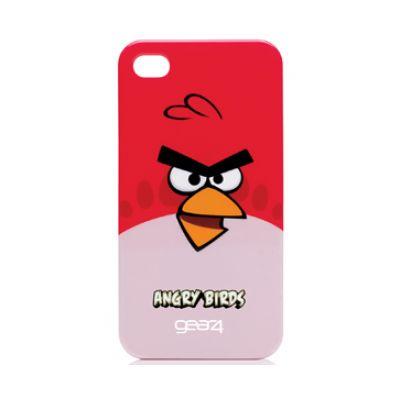 Gear4 Angry Birds Hard Plastic Case для iPhone 4/4S