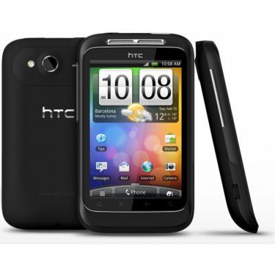HTC Wildfire S (black)