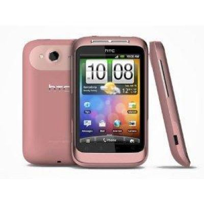 HTC Wildfire S (pink)