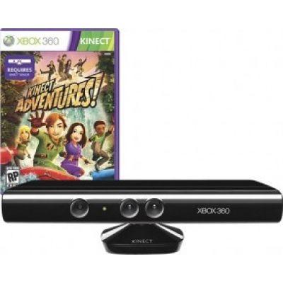 Kinect + Игра Kinect Adventures (для любой модели Xbox 360)