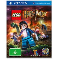 LEGO Harry Potter: years 5-7 (русская версия)