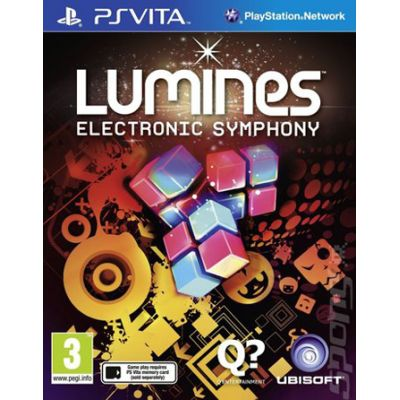 Lumines (русская документация)