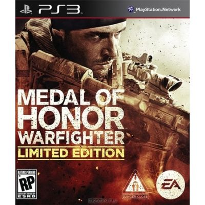 Medal of Honor: Warfighter Limited Edition (русская версия)