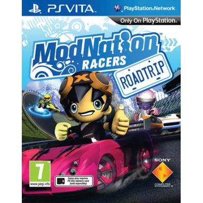 Modnation Racers: Road Trip (русская версия)