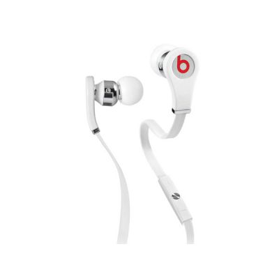 Monster Beats by Dr. Dre Tour with ControlTalk In-Ear Headphones White