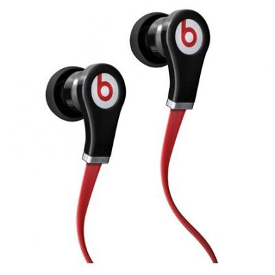 Monster Beats by Dr. Dre Tour with ControlTalk In-Ear Headphones Black