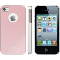 Moshi iGlaze 4 Snap-On Case Champagne Pink для iPhone 4/4S