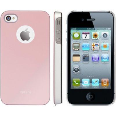 Moshi iGlaze 4 Snap-On Case Champagne Pink для iPhone 4/4S