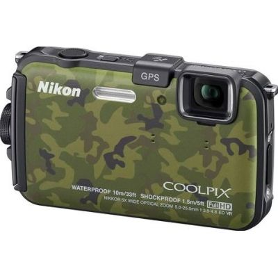Nikon Coolpix AW100 (camouflage)