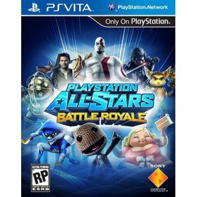 PlayStation All-Stars: Battle Royale (русская версия)