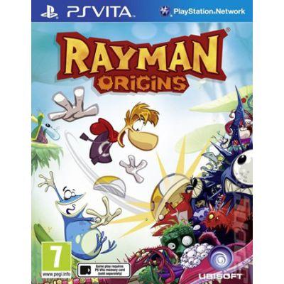 Rayman Origins (русская документация)