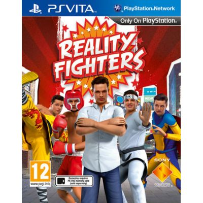 Reality Fighters (русская версия)