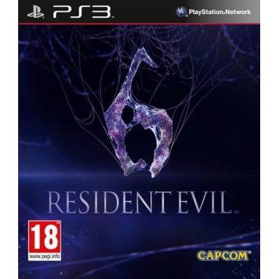 Resident Evil 6 (русская версия)