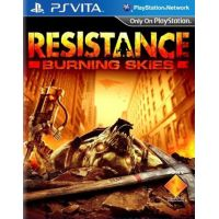 Resistance: Burning Skies (русская версия)
