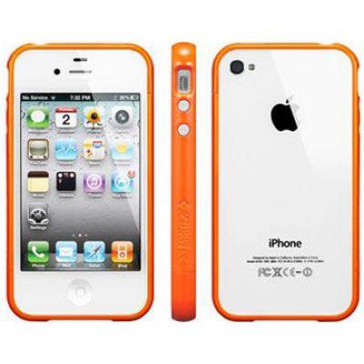 SGP Case Linear EX Orange для Apple iPhone 4/4S