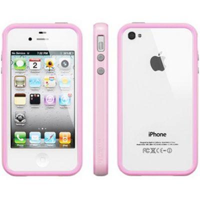 SGP Case Linear EX Sherbet Pink для Apple iPhone 4/4S