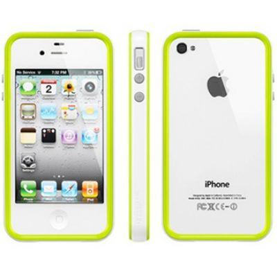 SGP Case Linear EX Alpine Lime для Apple iPhone 4/4S