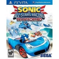 Sonic All-Stars Racing: Transformed